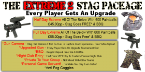 Stag Hen Paintball Exeter