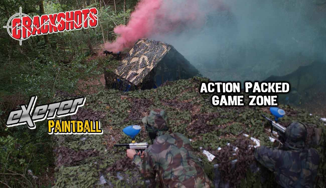 paintball site devon